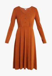 Anna Field - Day dress - caramel cafe - 4