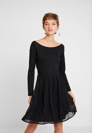 Denní šaty - black/black