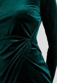 Anna Field - Sukienka letnia - dark green - 6