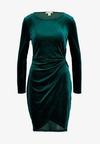 Anna Field - Sukienka letnia - dark green - 5