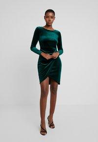 Anna Field - Sukienka letnia - dark green - 0