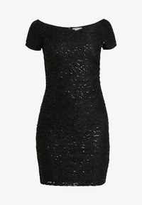 Anna Field - Cocktailjurk - black/black - 5