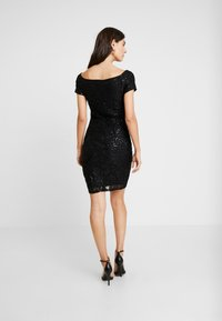 Anna Field - Cocktailjurk - black/black - 3