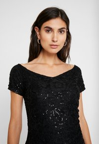 Anna Field - Cocktailjurk - black/black - 4