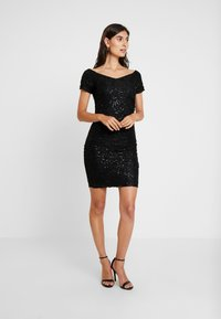 Anna Field - Cocktailjurk - black/black - 2