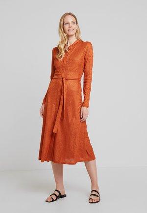 Robe d'été - rust