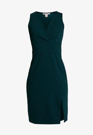 Korte jurk - scarab