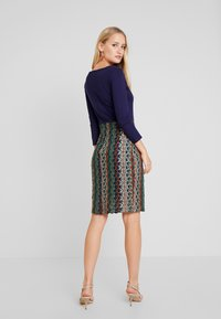 Anna Field - Pouzdrové šaty - multicolor - 3