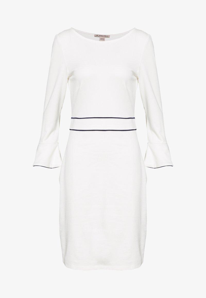 Anna Field - Sukienka etui - white