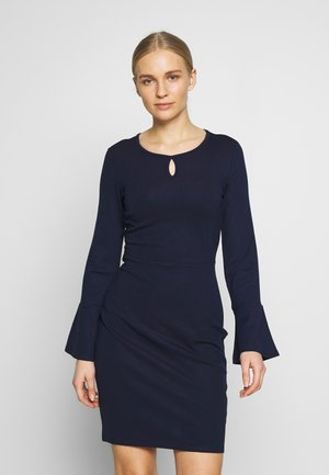 Shift dress - maritime blue