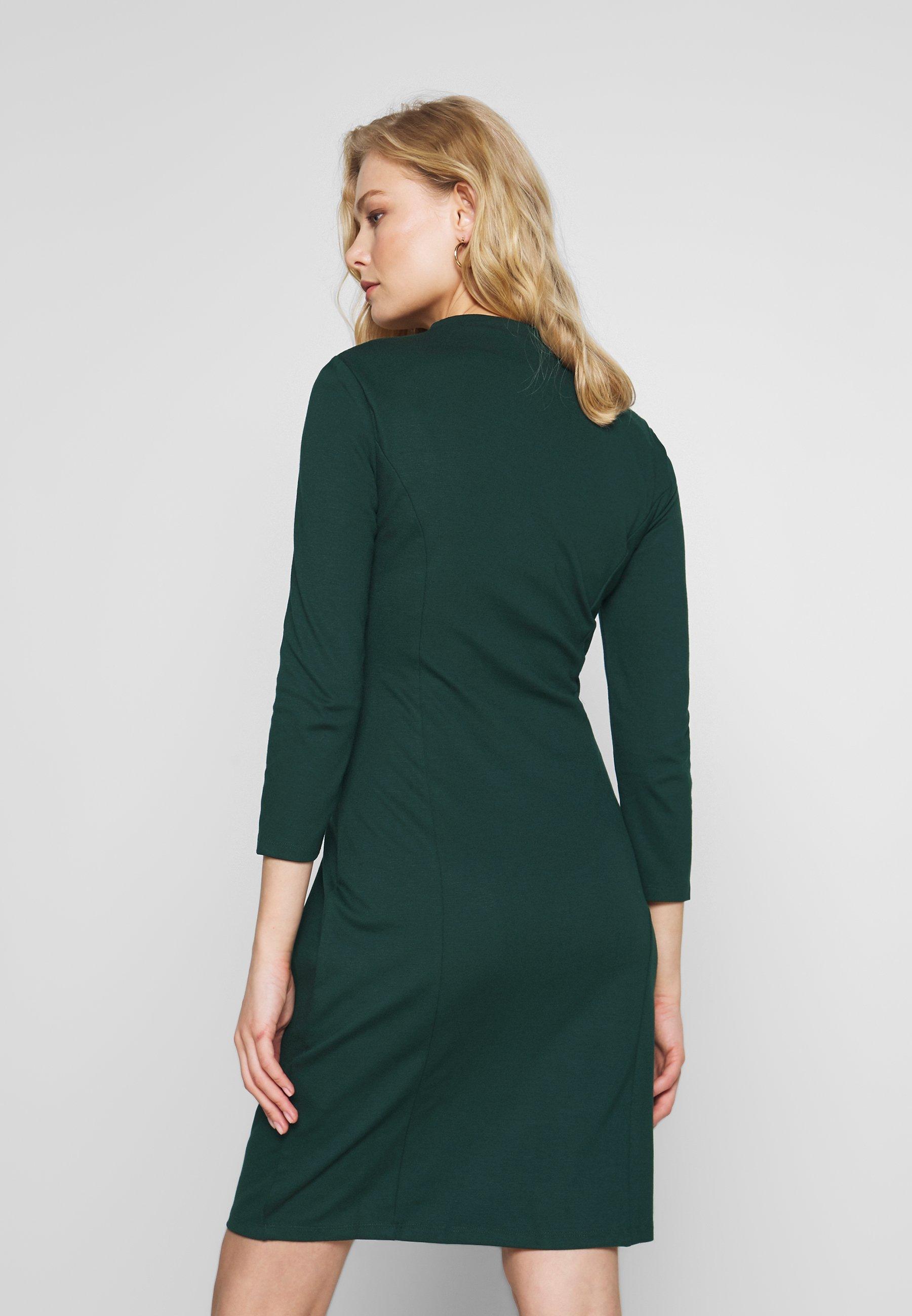 Anna Field Basic - Etuikjole Dark Green