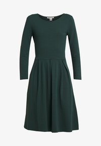 Anna Field - ETUIKLEID BASIC - Pouzdrové šaty - scarab - 4