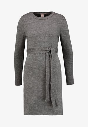 Jumper dress - grey