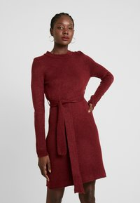 Anna Field - Jumper dress - red - 0