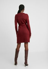 Anna Field - Jumper dress - red - 2
