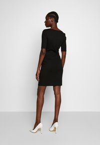 Anna Field - BASIC - Robe fourreau - black - 2