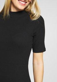Anna Field - BASIC - Jersey dress - black - 5