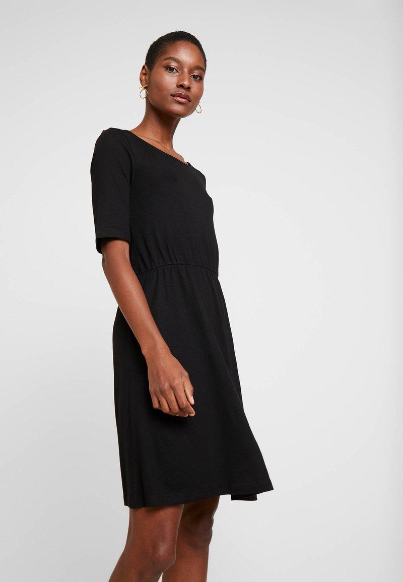 Anna Field - BASIC  - Jerseykjole - black