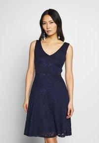 Anna Field - Koktejlové šaty/ šaty na párty - maritime blue - 0