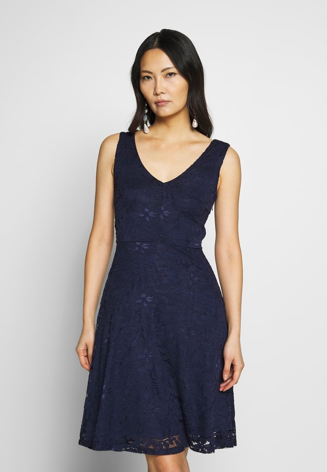 Cocktail dress / Party dress - maritime blue
