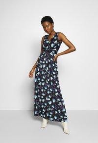 Anna Field - Maxi dress - black/blue - 1