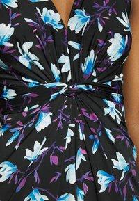 Anna Field - Maxi dress - black/blue - 5