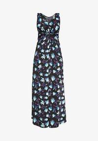 Anna Field - Maxi dress - black/blue - 4