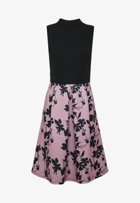 Anna Field - SLEEVELESS SKIRT - Juhlamekko - rose/black - 4