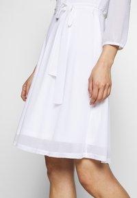 Anna Field - Denní šaty - white - 3