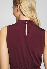 Anna Field - Jersey dress - winetasting - 5