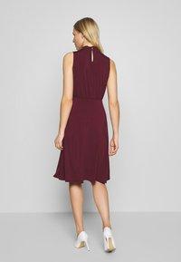 Anna Field - Jersey dress - winetasting - 2