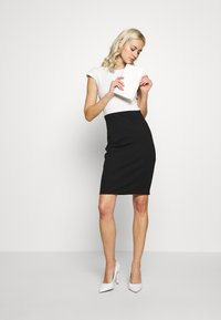 Anna Field - Cocktail dress / Party dress - white/black - 1