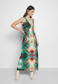 Anna Field - Maxi dress - orange / green - 0