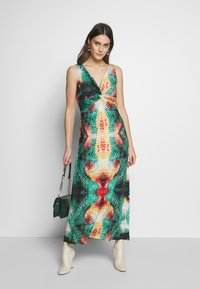 Anna Field - Maxi dress - orange / green - 1