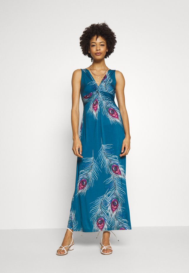 Maxi-jurk - turquoise