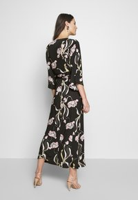 Anna Field - Robe longue - black / rose - 2
