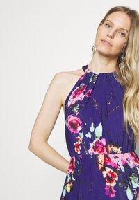 Anna Field - Jersey dress - pink/blue - 4