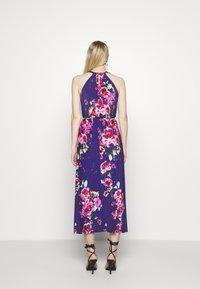 Anna Field - Jersey dress - pink/blue - 2
