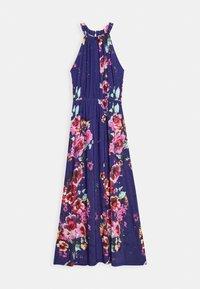 Anna Field - Jersey dress - pink/blue - 5