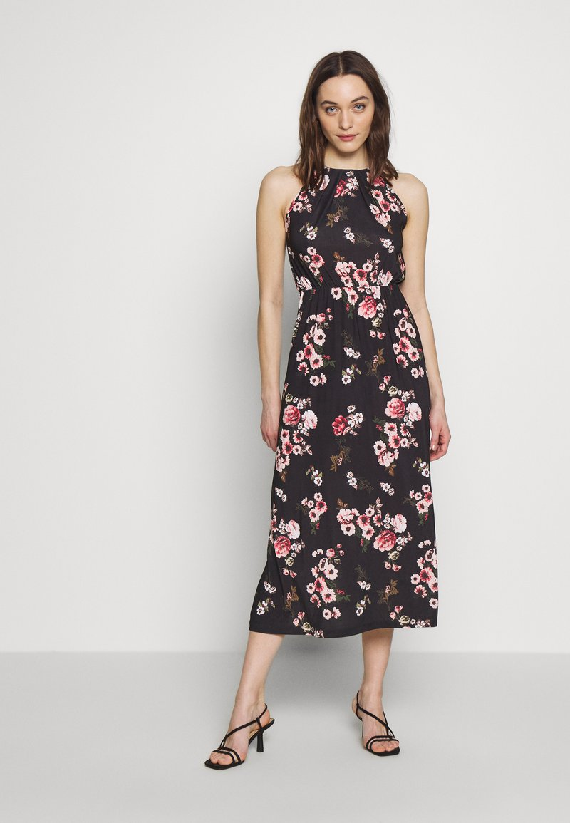 Anna Field - Jerseyjurk - black/rose