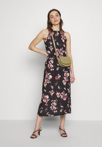 Anna Field - Jerseyjurk - black/rose - 1