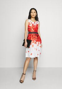 Anna Field - Robe de soirée - white/red - 1