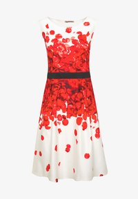 Anna Field - Robe de soirée - white/red - 4