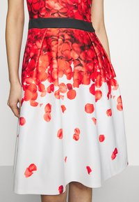 Anna Field - Robe de soirée - white/red - 5
