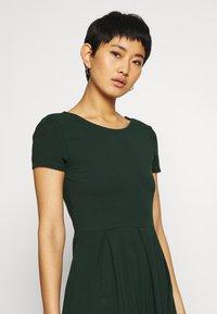 Anna Field - Jerseykjole - green - 3