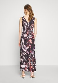 Anna Field - MAXI DRESS WITH PRINT - Maxi dress - black/rose - 2