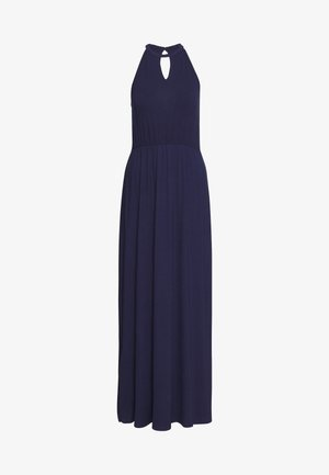 BASIC MAXIKLEID - Maxi dress - maritime blue