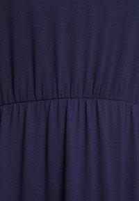 Anna Field - BASIC MAXIKLEID - Maxi dress - maritime blue - 2