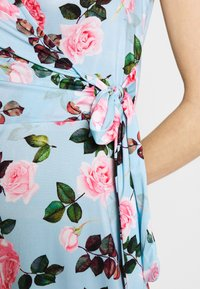 Anna Field - Jerseyjurk - light blue/rose - 5