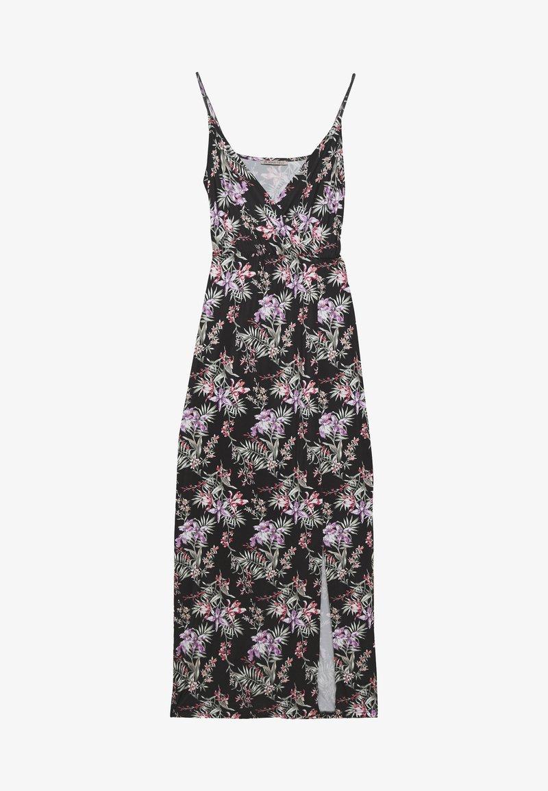 Anna Field - Maxi dress - rose/black